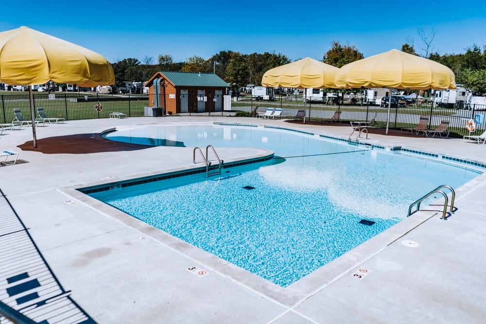 Marval Pool